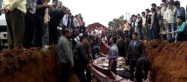 Moartea e deja obişnuinţă în Siria, din păcate