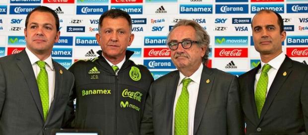 Será la primera selección nacional para Osorio