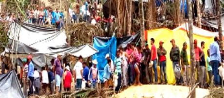 Corrida pelo ouro no estado do Mato Grosso