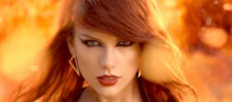 Taylor Swift falou sobre Katy Perry na música.