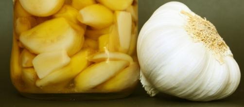 Aceite de ajo, saludable y sin olor