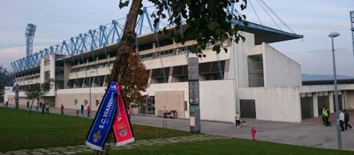 Em directo a partir do Estádio Cidade de Barcelos.