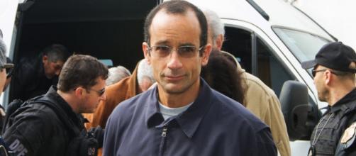 Marcelo Odebrech preso na operação Lava Jato