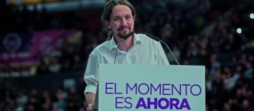Pablo Iglesias habla de posibles pactos