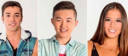 Vera, Han e Ivy, los nuevos nominados