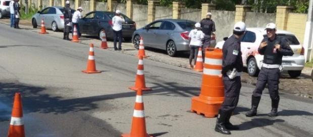 AMC atua apreendendo veículos irregulares