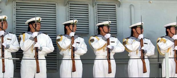 China proposes joint naval drills.