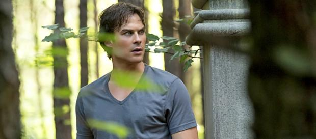 Damon Salvatore in The Vampire Diaries 7x03