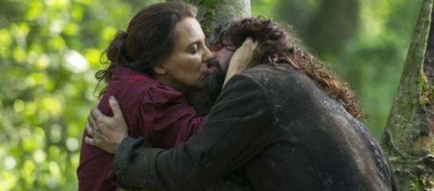 Emília e Bernardo tem final feliz