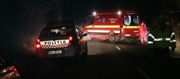 Grav accident aproape de Caransebeş