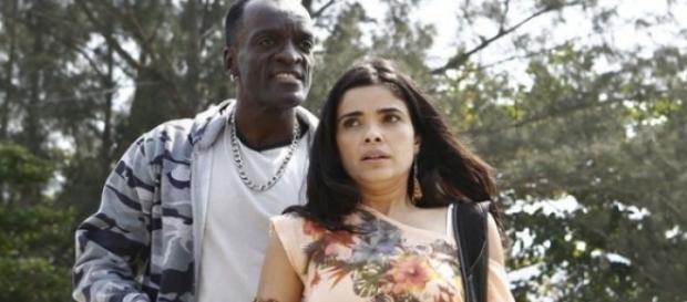 Imagem: TV Globo - Capitulo vira piada na internet