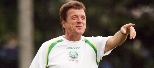 Jair Picerni, ex-técnico do Palmeiras