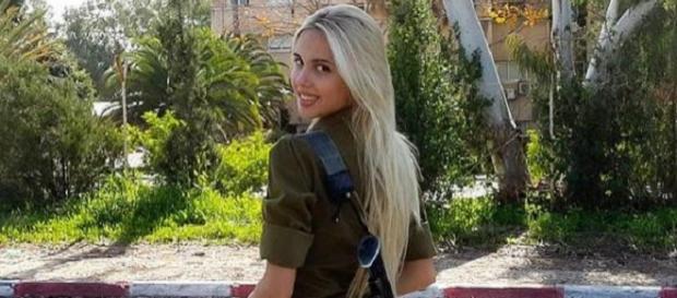 Maria Domark, la bombe de l'armée israélienne