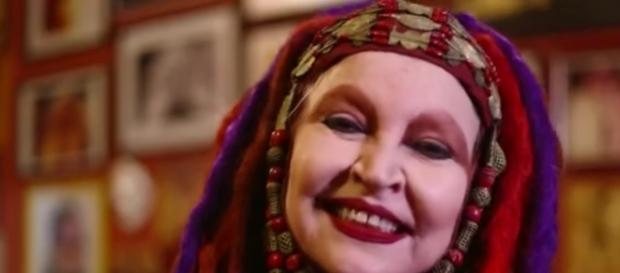 Reprodução: Elke Maravilha estreia no Fantástico