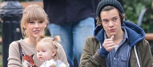 A relação entre Harry e Taylor foi a inspiração.