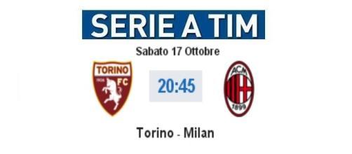Torino - Milan in diretta live su BlastingNews