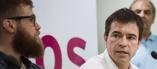 Andrés Herzog en una comparecencia / efe