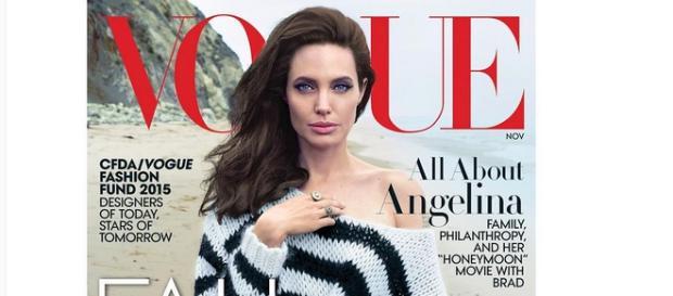 Angelina Jolie fala em entrevista sobre câncer