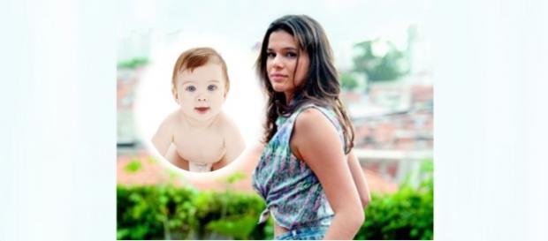 Bruna Marquezine grávida em 'I Love Paraisópolis'