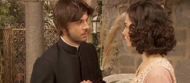 Maria e Gonzalo disperati: Esperanza morirà?