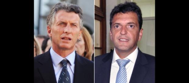 Mauricio Macri en busca del voto peronista