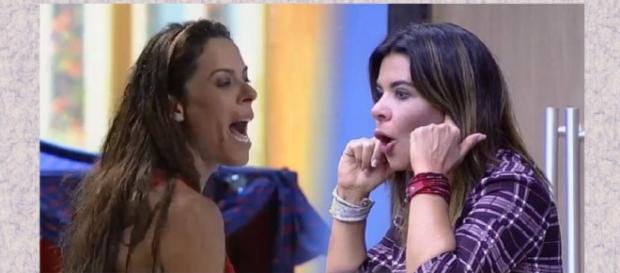 Rebeca Gusmão em 'A Fazenda 8' poderá ser expulsa