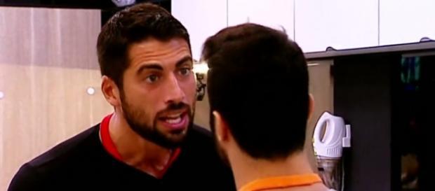 Replica Grande Fratello 2015 quarta puntata