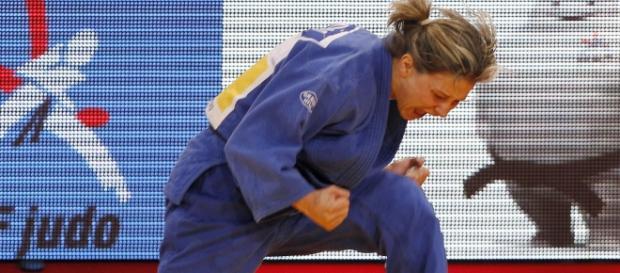 Telma Monteiro venceu o Grand Slam de Paris