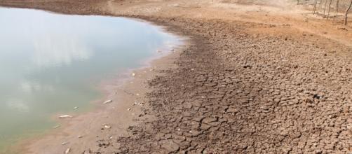 A situação agravante das mudanças climáticas