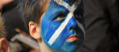 Disappointment for Scottish fans at the death