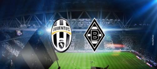 Juventus-Borussia Mönchengladbach in tv