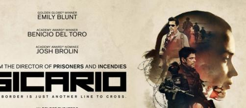Sicario 2015 is another drug war drama