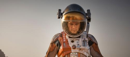 The Martian 2015 is Ridley Scott's space opera