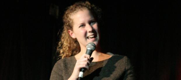 Amy Schumer, cómica del especial de humor de HBO