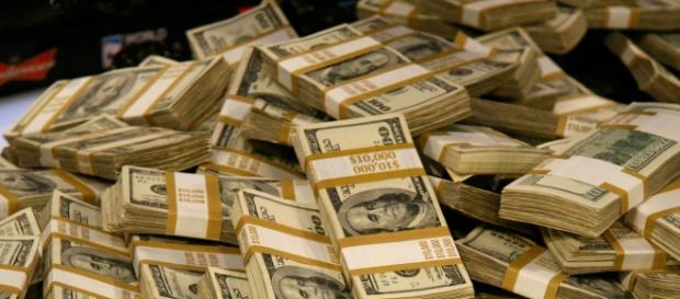 El dinero de la hucha de las pensiones se acaba.
