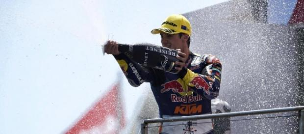 Esta foi a quarta vitória de Miguel Oliveira