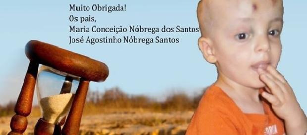 Fotografia de João Francisco atualmente