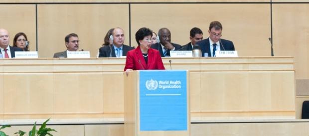 Kritikerin Dr. Margaret Chan von der WHO