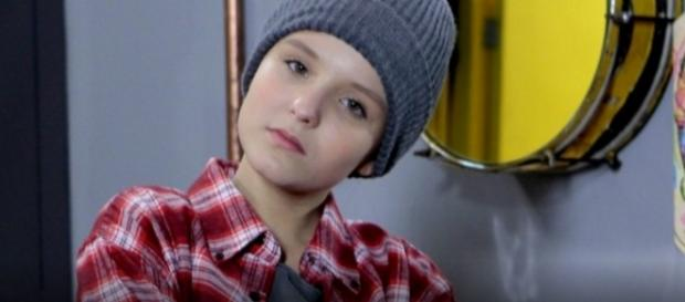 Larissa Manoela viverá menino em novela
