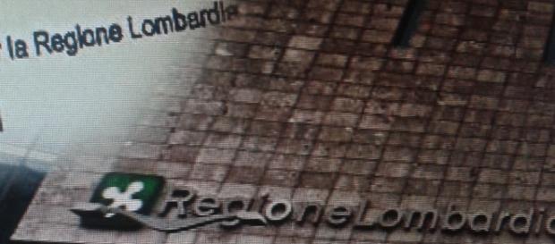 Lo stemma della Lombardia nello scandalo