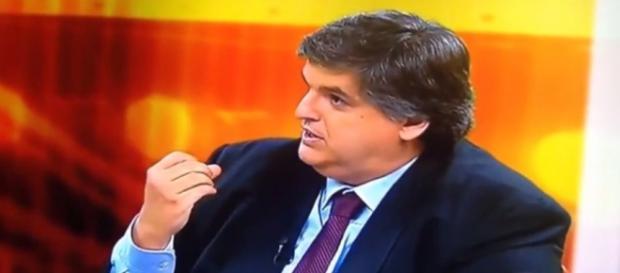 Pedro Guerra é comentador desportivo