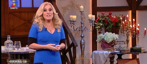 Teresa Guilherme apresentou mais uma gala
