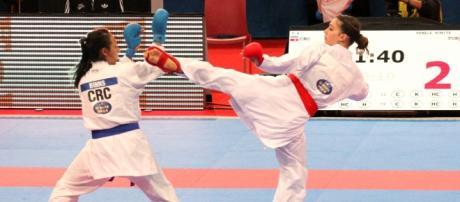 El Karate busca llegar a los Juegos Olímpicos