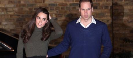 Kate e William recordaram primeiro encontro