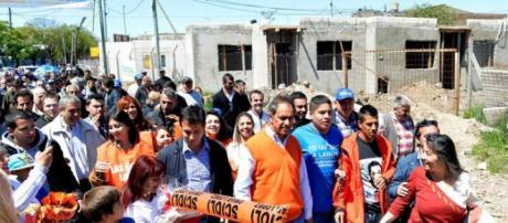Scioli y su permanente defensa de los trabajadores