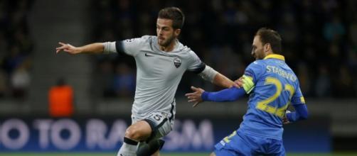 Bayer Leverkusen - Roma, torna Edin Dzeko.