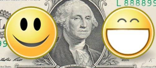 El dinero provoca tu felicidad