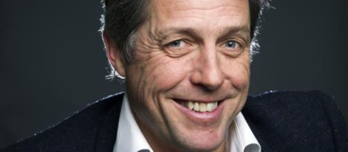 Hugh Grant will be a father for the fourth time