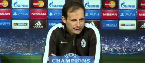 Juventus-Borussia, Champions: Massimiliano Allegri