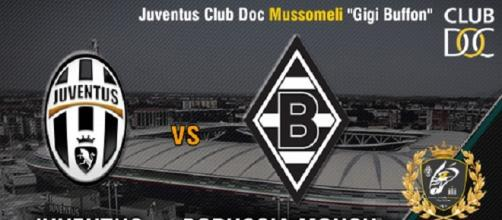 Juventus-Borussia Monch. 21 ottobre 2015